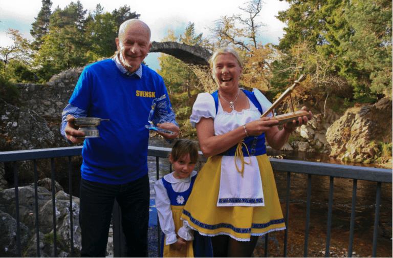 World Porridge Making Championships 2017 Winners