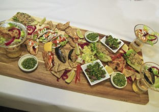 Scottish Tapas Platter
