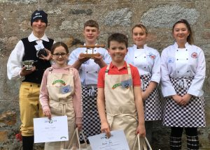 Silver Spurtle contestants