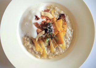 2020 Joint third Place - Pina Colada Porridge